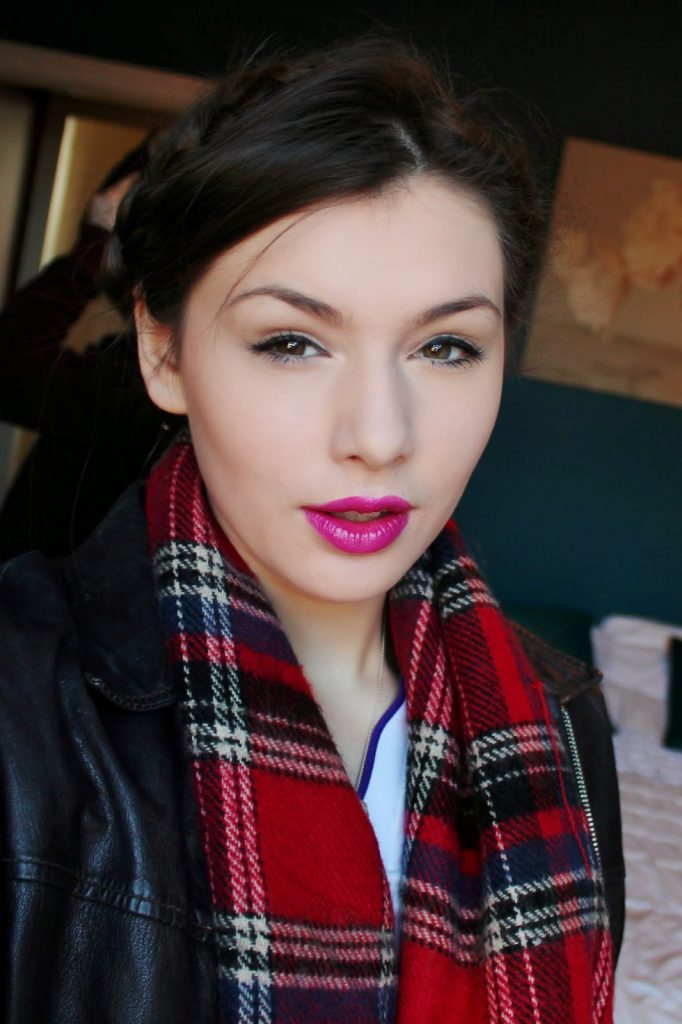 Review Son Tom Ford Violet Fatale Màu 17 Lip Color