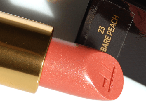 Son Tom Ford Bare Peach #23 Lip Color