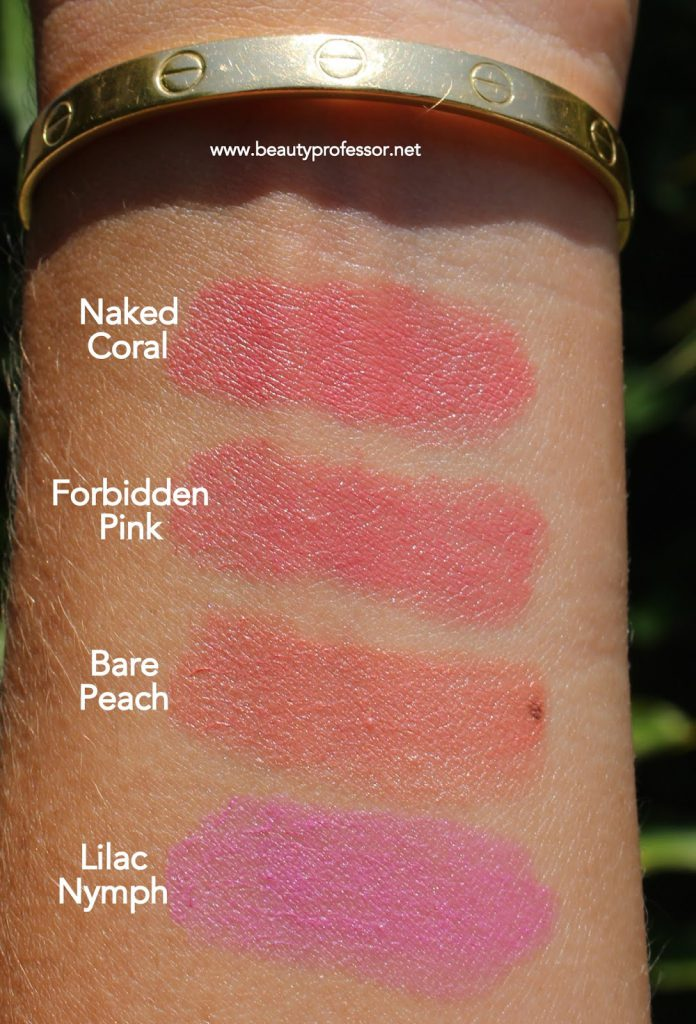 Son Tom Ford Bare Peach Lip Color
