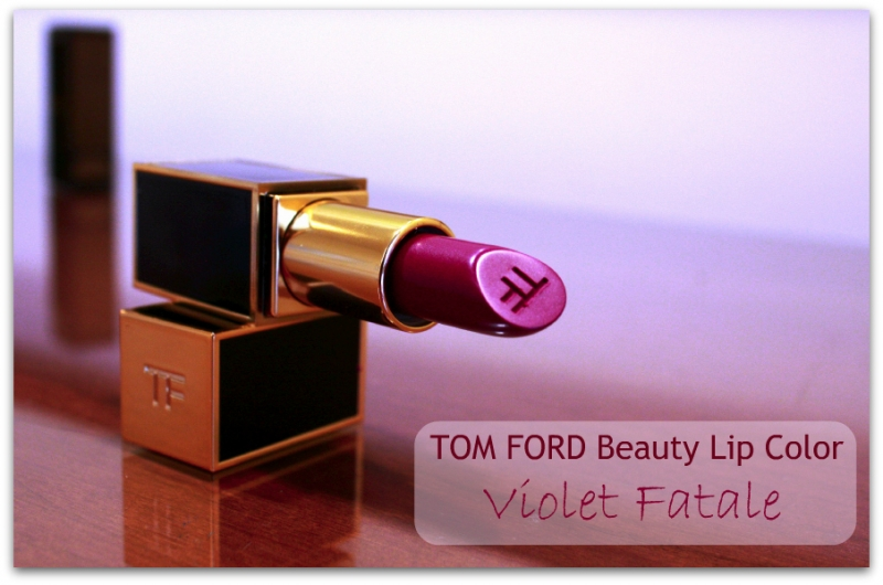 Son Tom Ford Violet Fatale màu 17 Lip Color