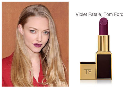 Son Tom Ford Violet Fatale #17 Lip Color