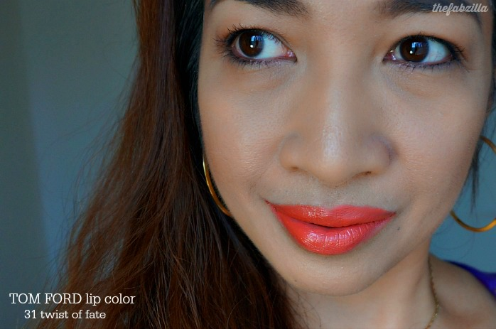 Son Tom Ford Twist Of Fate Lip Color