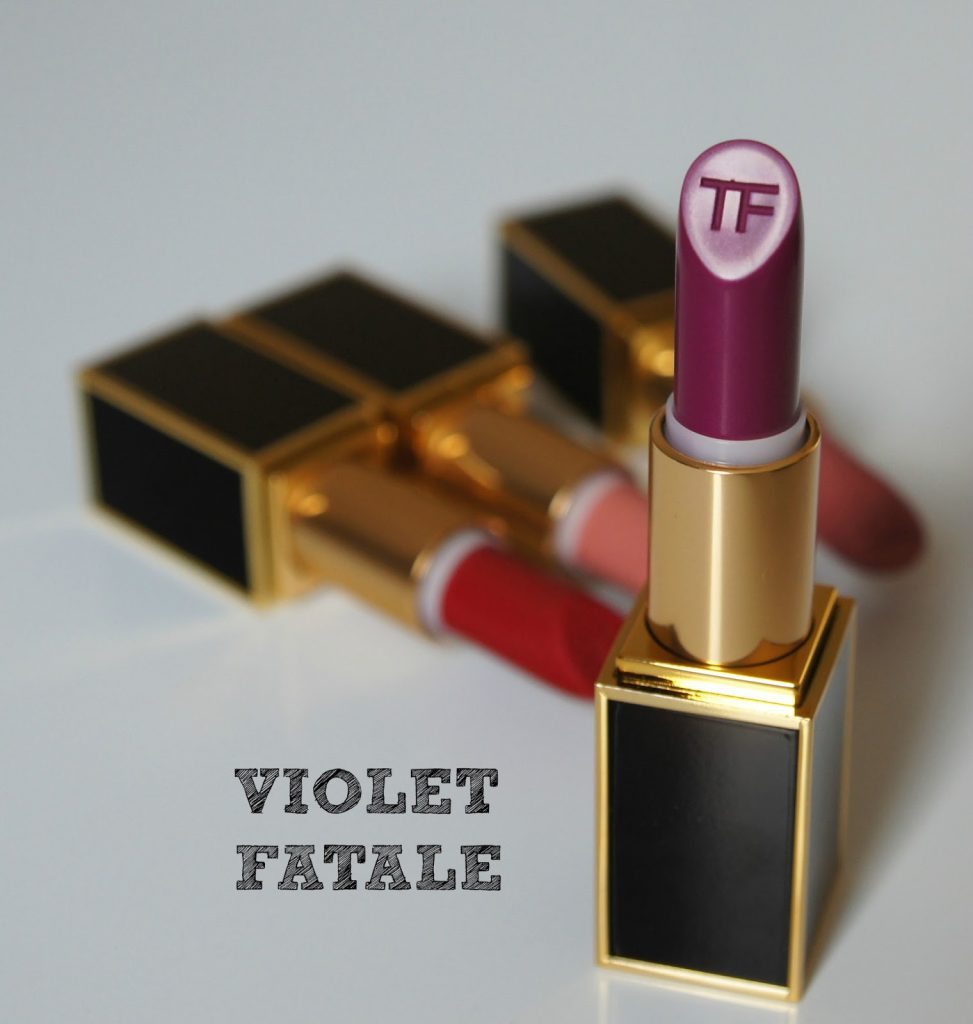Son Tom Ford Màu 17 Violet Fatale
