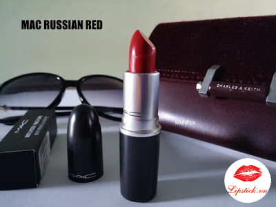 Son MAC Russian Red – Matte
