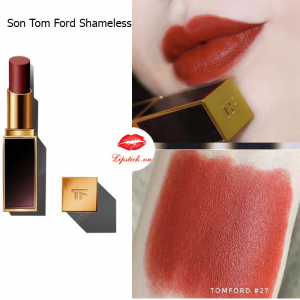 Son Tom Ford 27 Shameless